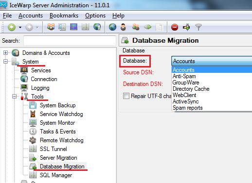 DB Migration